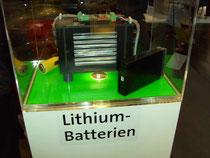 Die Batterie das Herzstück