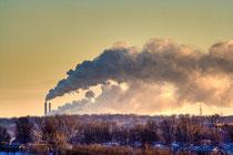 燃える化石燃料