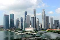 シンガポールの都市風景 *写真はイメージです