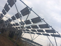 市原の二つ目のソーラーシェアリング