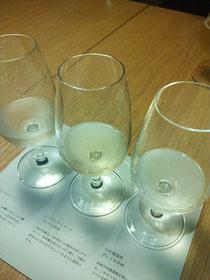 甲洲の白ワイン