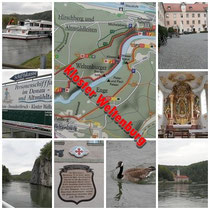 Kloster Weltenburg und Weltenburger Enge