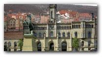 """Wartburg-Universität am """"Tor zur Stadt"""""""