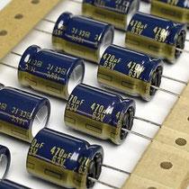 Nur beste, handselektierte Bauteile finden Verwendung im Sweetspot Audio Atoll IN50