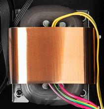 High-end Audio Ringkern Transformator