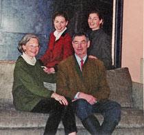 Graf und Gräfin Salburg-Falkenstein