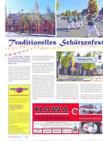 Quelle: Korschenbroich im Mittelpunkt, 07/11, Seite 1
