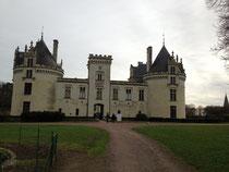 Chateau Brézé - Dive Bouteille
