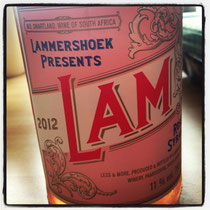 Lammershoek - LAM Rosé