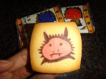 なまはげクッキー