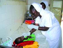 Marie Ivonne en Senegal