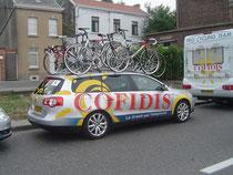 Wer wird 2011 in diesem Auto sitzen?