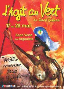 Festival de théâtre, association toulouse