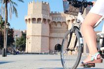 Fahrradtour Fahrrad Bike Turia CAC Palau Opera Fahrräder