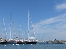 Valencia Hafen Segeln Puerto Americas Cup Highlights
