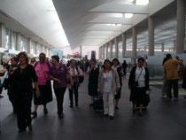 départ pour Haiti