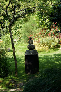 Jardin en hommage à Prévert.