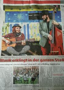 Fete de Musique Weilburg
