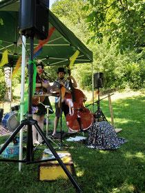 Tiergarten Weilburg zum Sommerfest