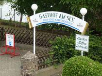 Bild: Gasthof am See