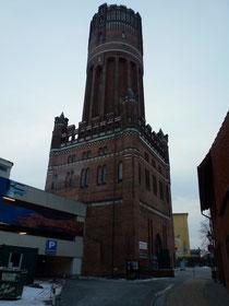 Bild: Wasserturm der Stadt Lüneburg