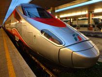 Bild: Italienischer Zug