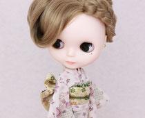 ブライス着物、Blythe kimono