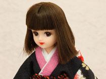 リカちゃん着物、リカちゃんOF、Licca kimono、Kimono doll