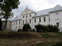 Нижній палац замку