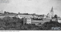 Замок XIX ст. (архів NAC).