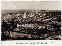 замок на початку XXcт.