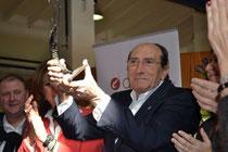 «El Pegolí» recogió su premio