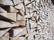 Einheimisches Buchenbrennholz