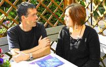 Bernd Schreiber-Schoewer und Christine Schiffer