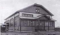 創建当時の講堂