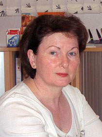 Frau Dr. med. Marlies Arensmeier-Gottschalkson