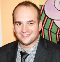 Der wiedergewählte Vorsitzende Sebastian Roloff