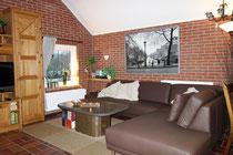 www.ferienhaus1.de - Wohnbereich