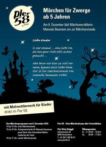 Manuela Baumann erzählt aus ihrem neuen Buch: Das Sternenkind Nahira: Zaubertau der Feen.
