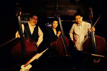We Love Jazz!! Double Bass Trio