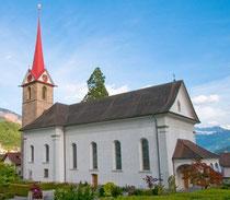 Pfarrei St. Maria, Weggis