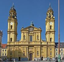 церковь Театинца Святого Каэтана