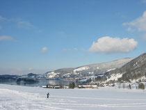 Fischhauser Skiwiese: Wiege des bayerischen Wintersports. Skikurse seit 1902