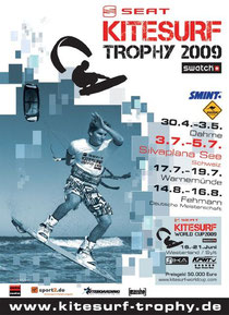 Kitesurf Trophy at Lake Silvaplana