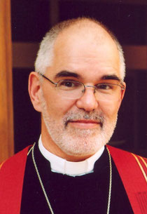 Uland Spahlinger: Von 2009 bis 2014 Bischof der DELKU. Foto: Spahlinger
