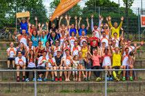 Das Siegerteam des 24h Laufs 2014 - Team Leistungsdiagnostik.de