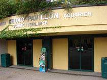 Aquarienhaus Schönbrunn
