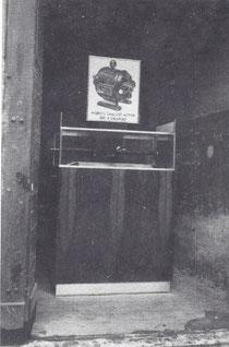 Il più piccolo motore del mondo esposto a New York nel 1939