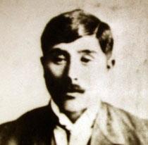 古銭を引き上げた、磯崎定吉(1872〜1922)
