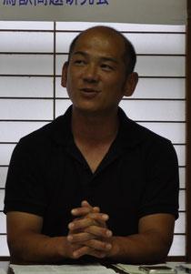 中島健太郎代表取締役